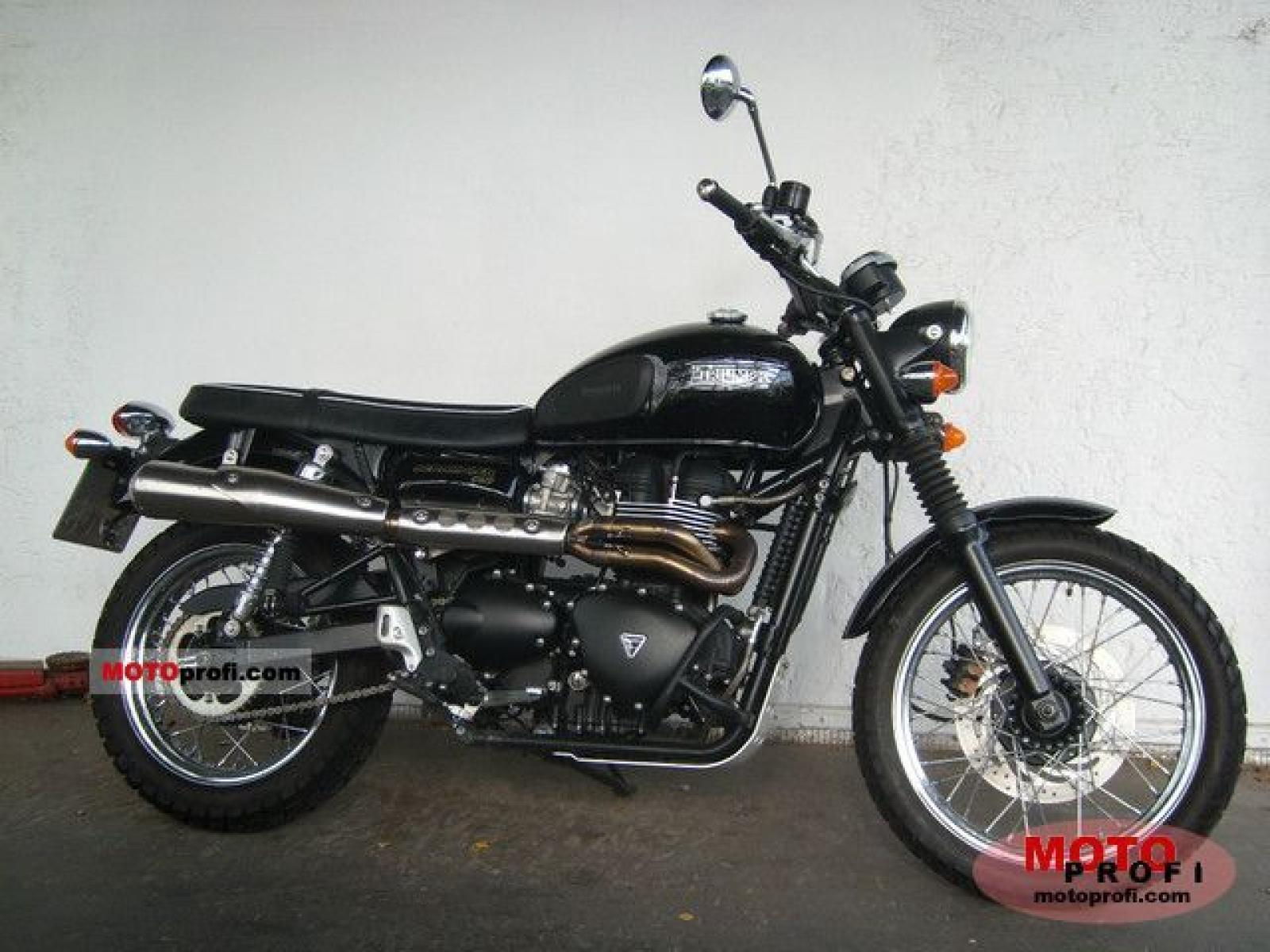 2010 triumph scrambler moto zombdrive com. Black Bedroom Furniture Sets. Home Design Ideas