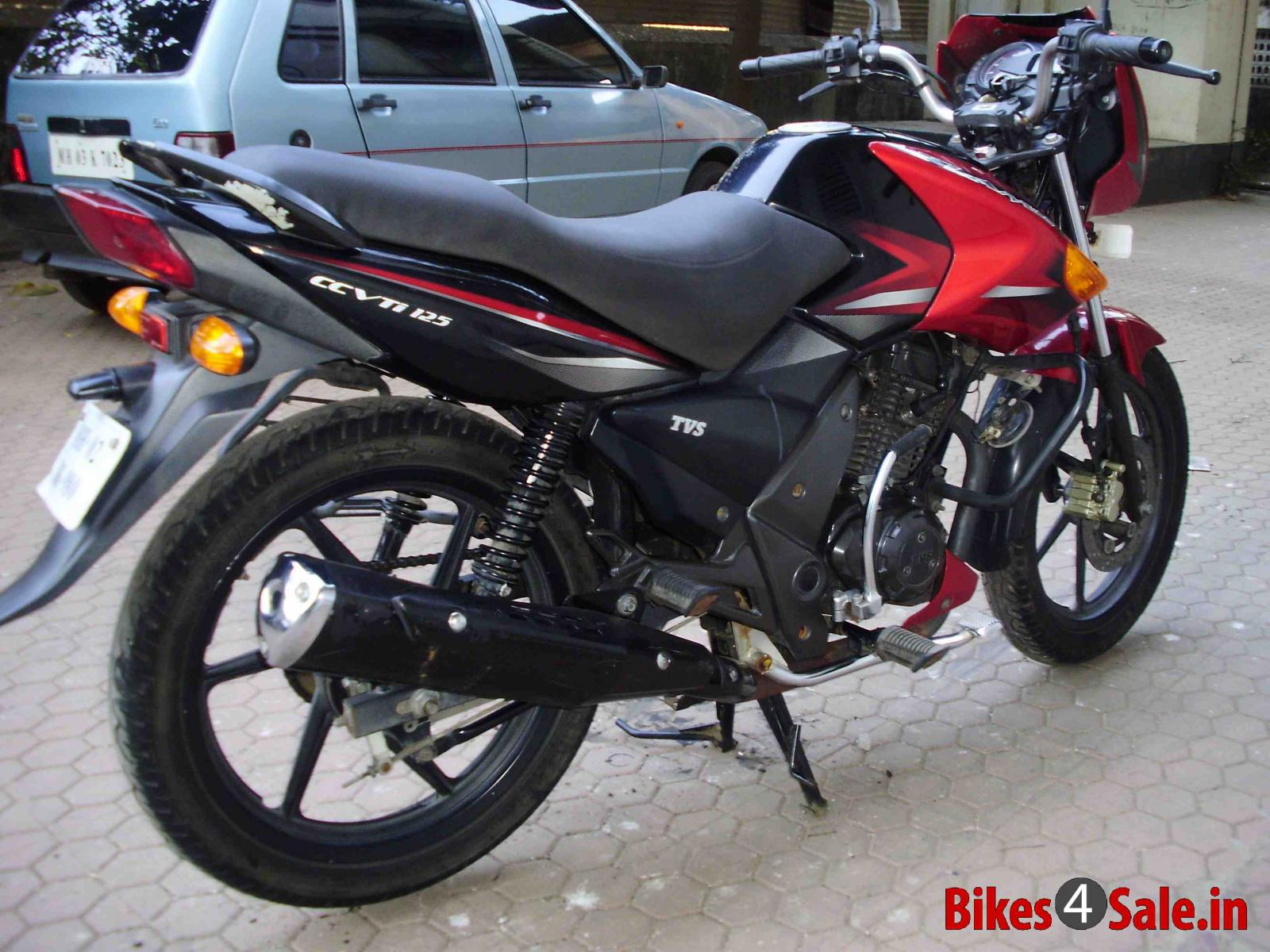 TVS Flame SR 125 Bike Price, Specification & Features| TVS Bikes ...