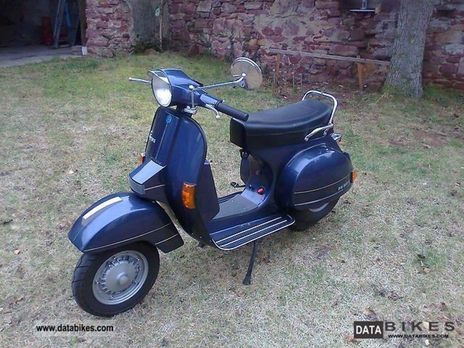 1991 vespa cosa 200 gs moto zombdrive com. Black Bedroom Furniture Sets. Home Design Ideas