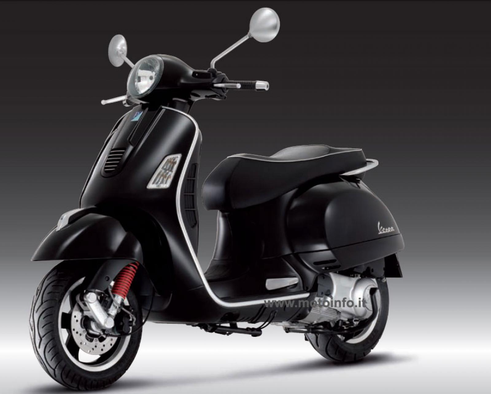 2009 vespa gts 300 super moto zombdrive com. Black Bedroom Furniture Sets. Home Design Ideas