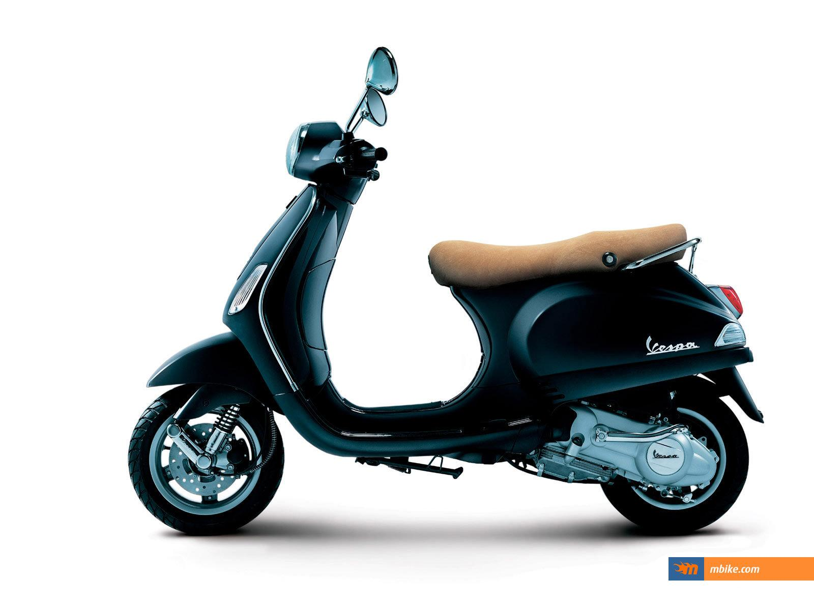 2007 vespa lx 125 moto zombdrive com. Black Bedroom Furniture Sets. Home Design Ideas