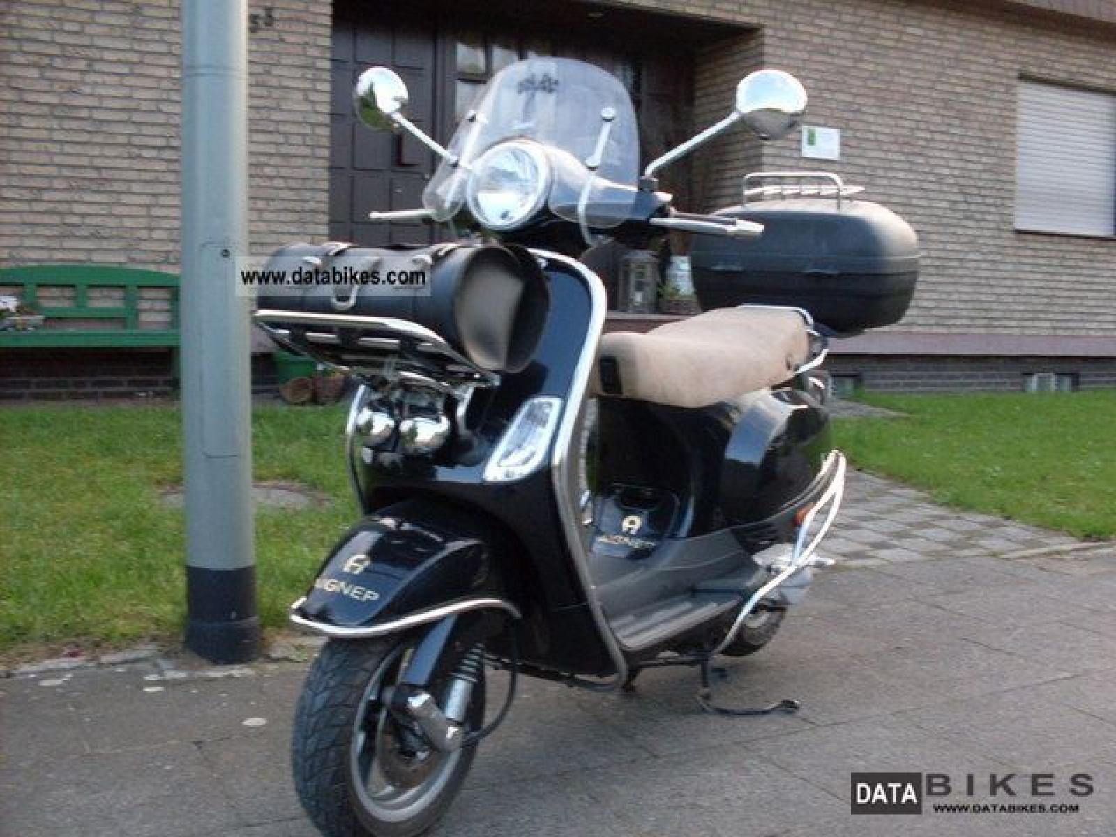 2006 vespa lx 50cc 4t moto zombdrive com. Black Bedroom Furniture Sets. Home Design Ideas