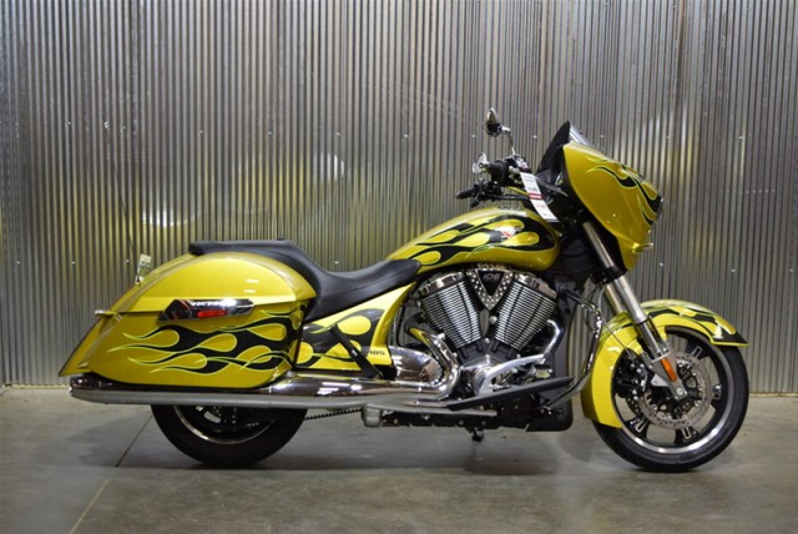 2014 Victory Cross Country Test Ride And Review The