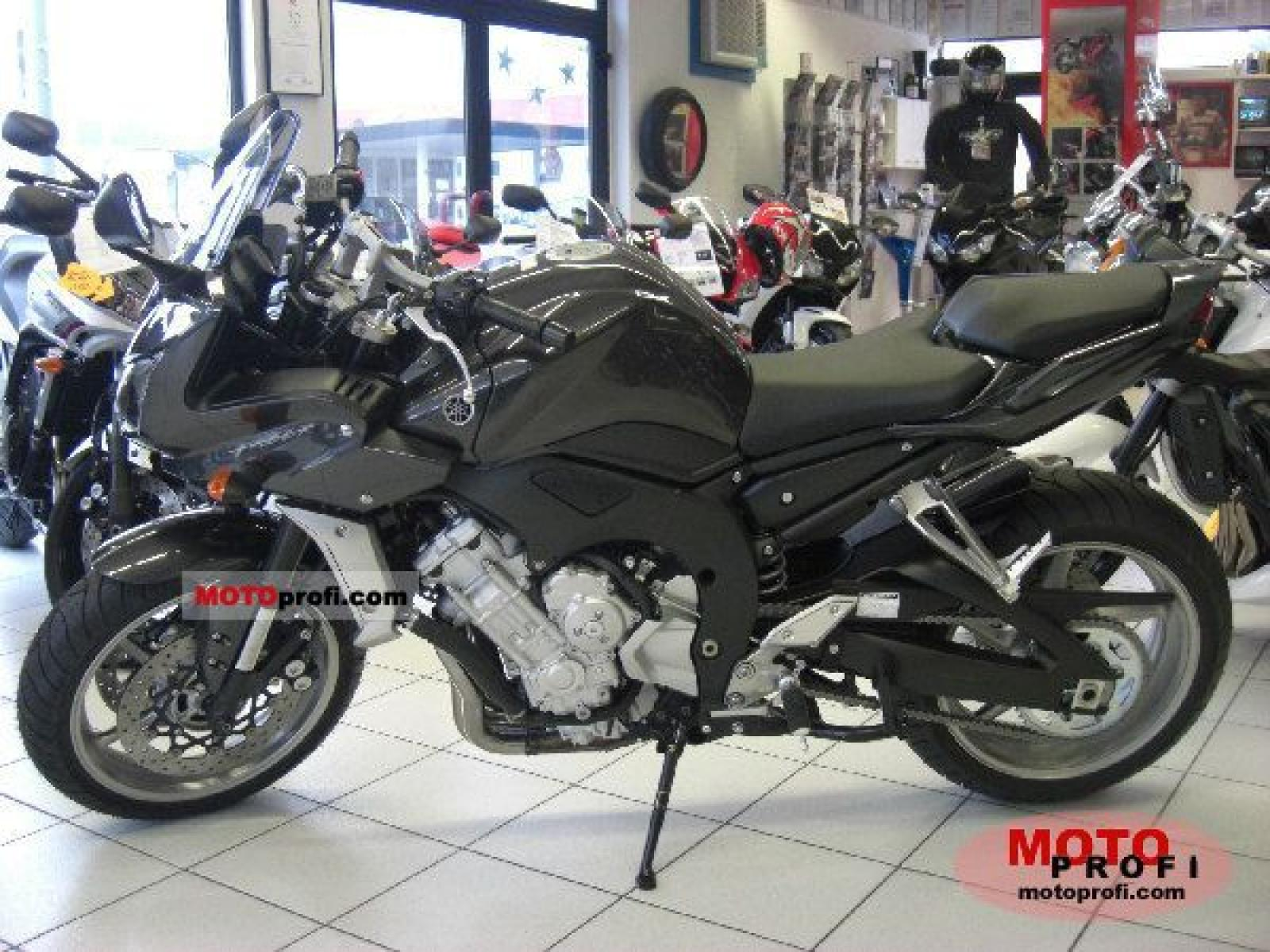 2007 yamaha fz1 fazer abs moto zombdrive com. Black Bedroom Furniture Sets. Home Design Ideas