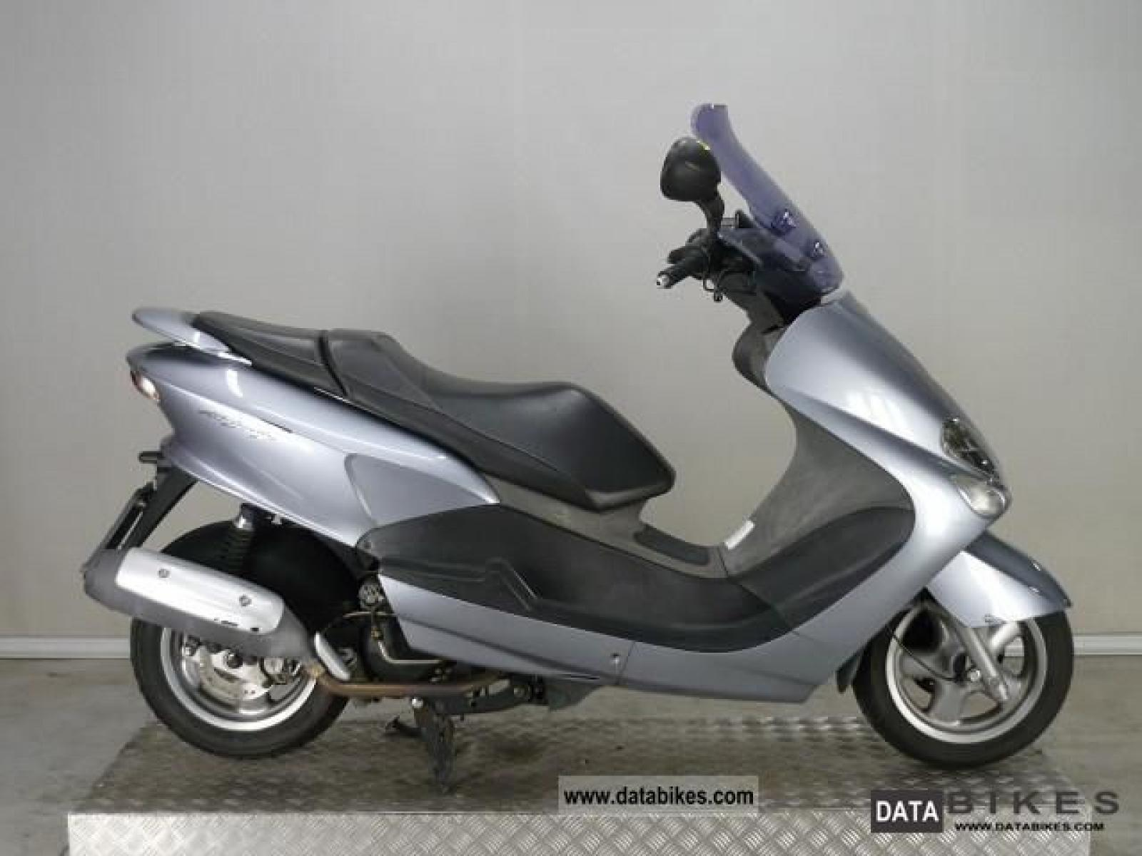 2003 yamaha majesty 125 moto zombdrive com. Black Bedroom Furniture Sets. Home Design Ideas