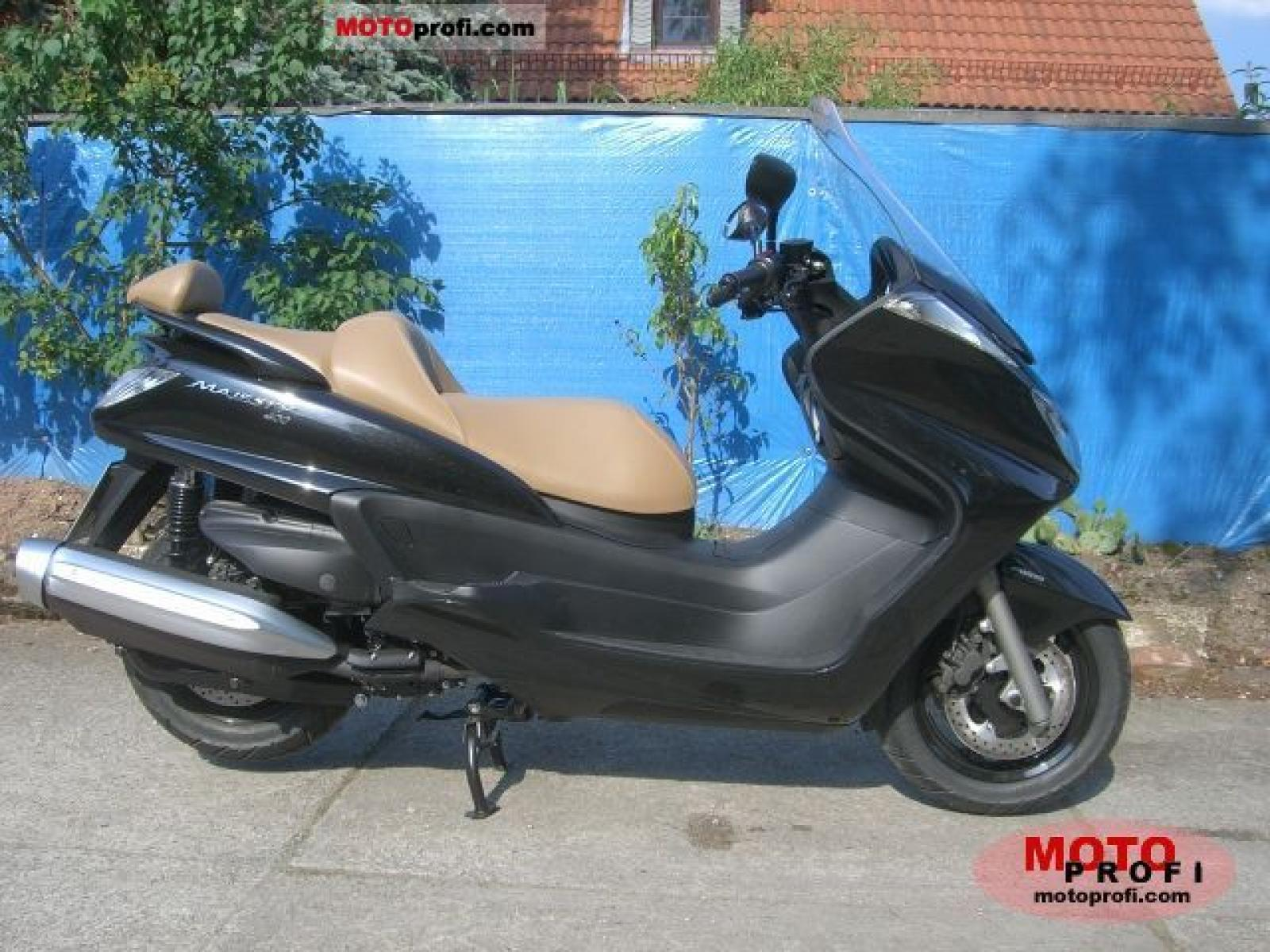 2009 yamaha majesty 400 abs moto zombdrive com. Black Bedroom Furniture Sets. Home Design Ideas