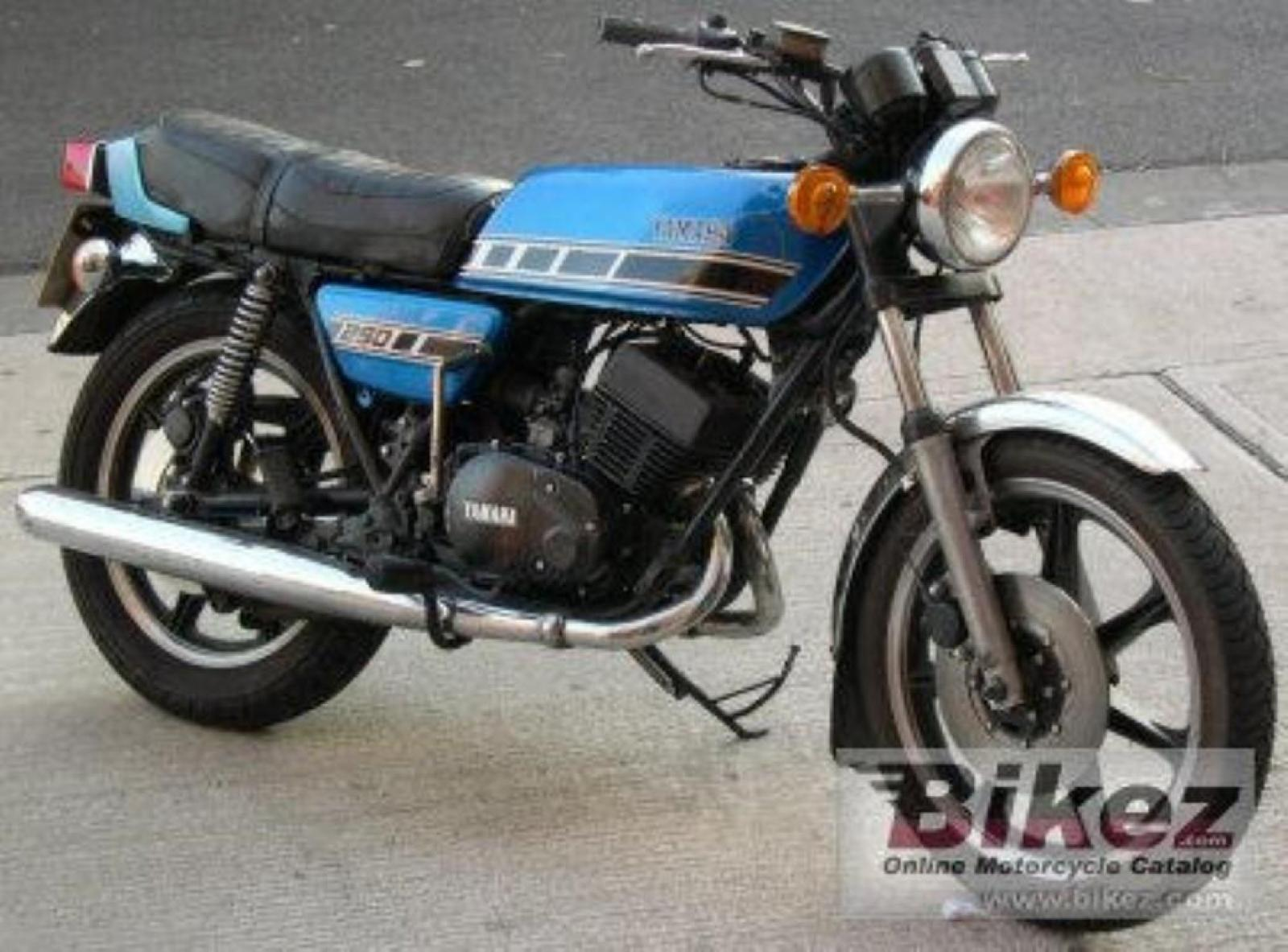 Picture credits yamaha click to submit more pictures - Yamaha Rd 250 Reduced Effect Gallery