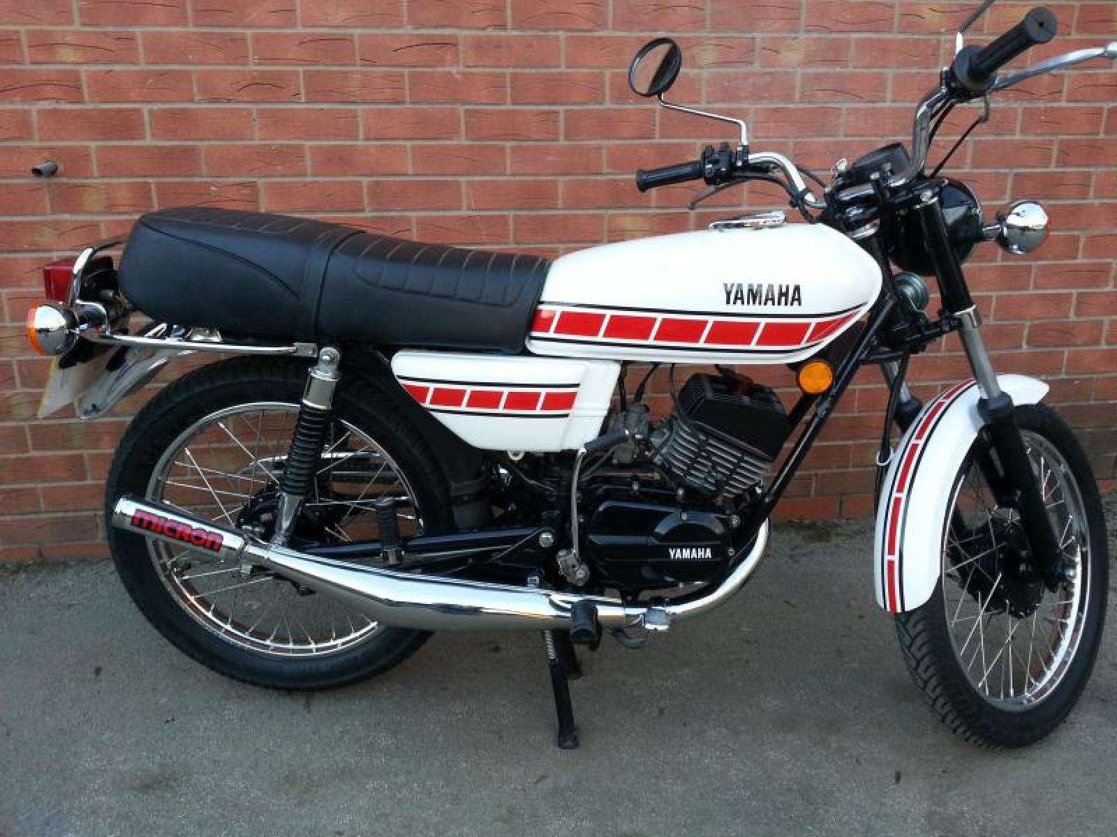 1980 Yamaha 100 Motorcycles for sale  SmartCycleGuidecom