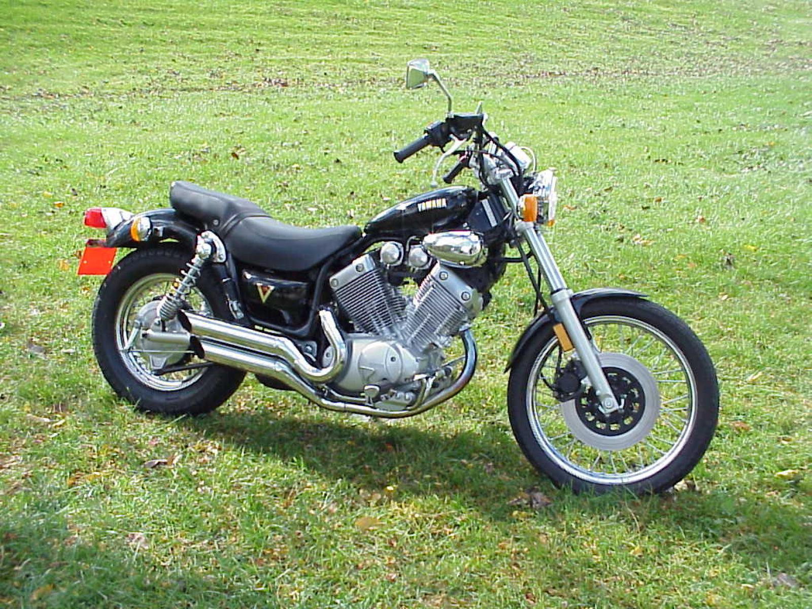 1987 yamaha virago xv 535 moto zombdrive com. Black Bedroom Furniture Sets. Home Design Ideas