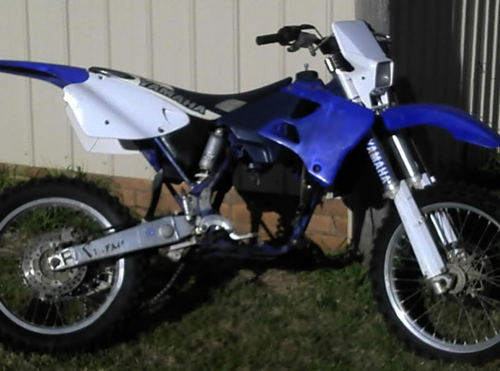 1994 Yamaha WR 250 | Picture 2163572