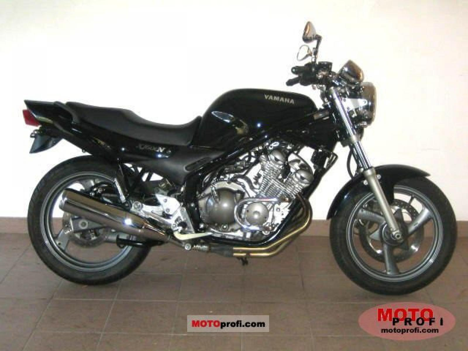 2001 yamaha xj 600 n moto zombdrive com. Black Bedroom Furniture Sets. Home Design Ideas