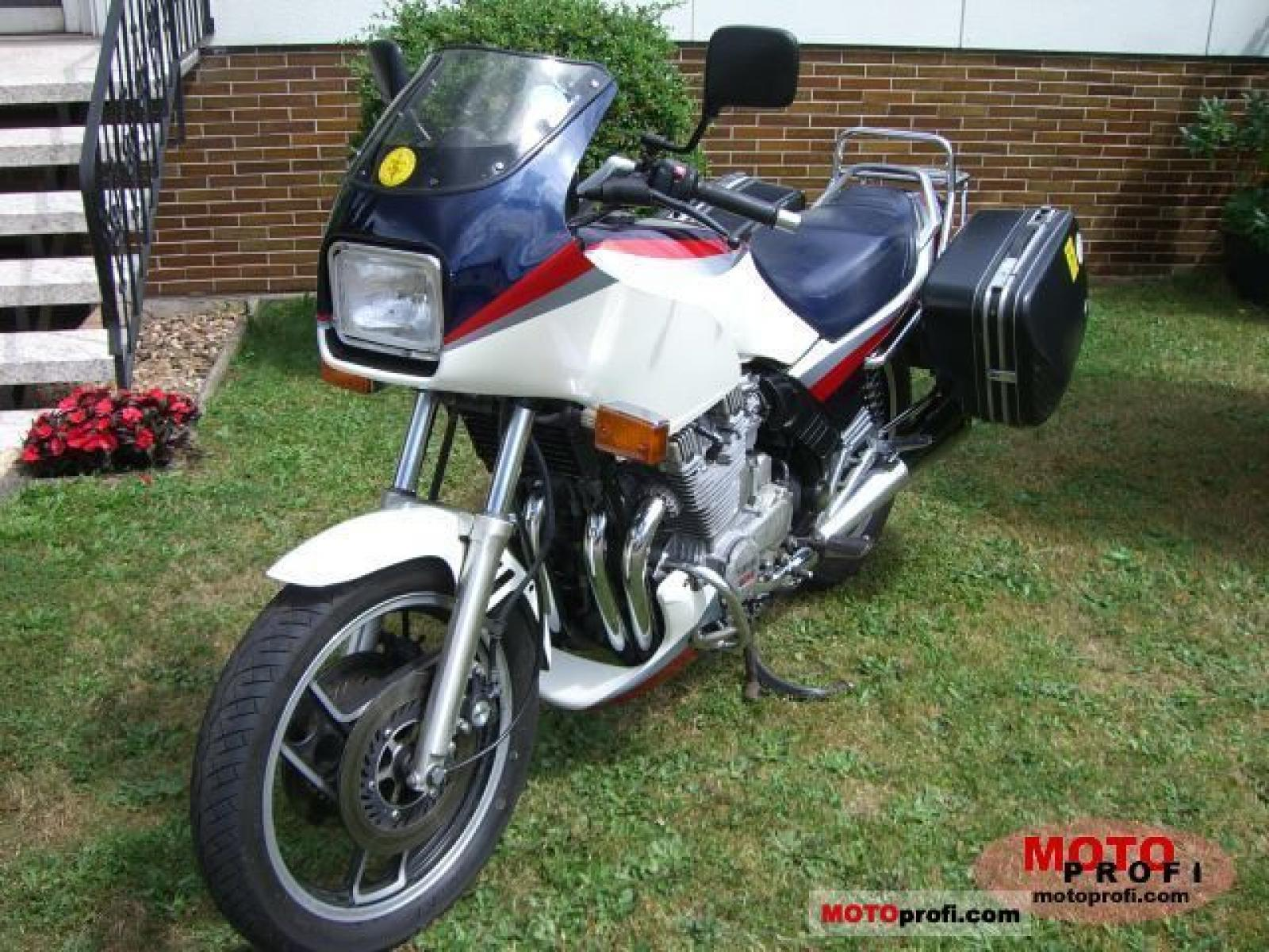 1988 yamaha xj 900 f moto zombdrive com. Black Bedroom Furniture Sets. Home Design Ideas
