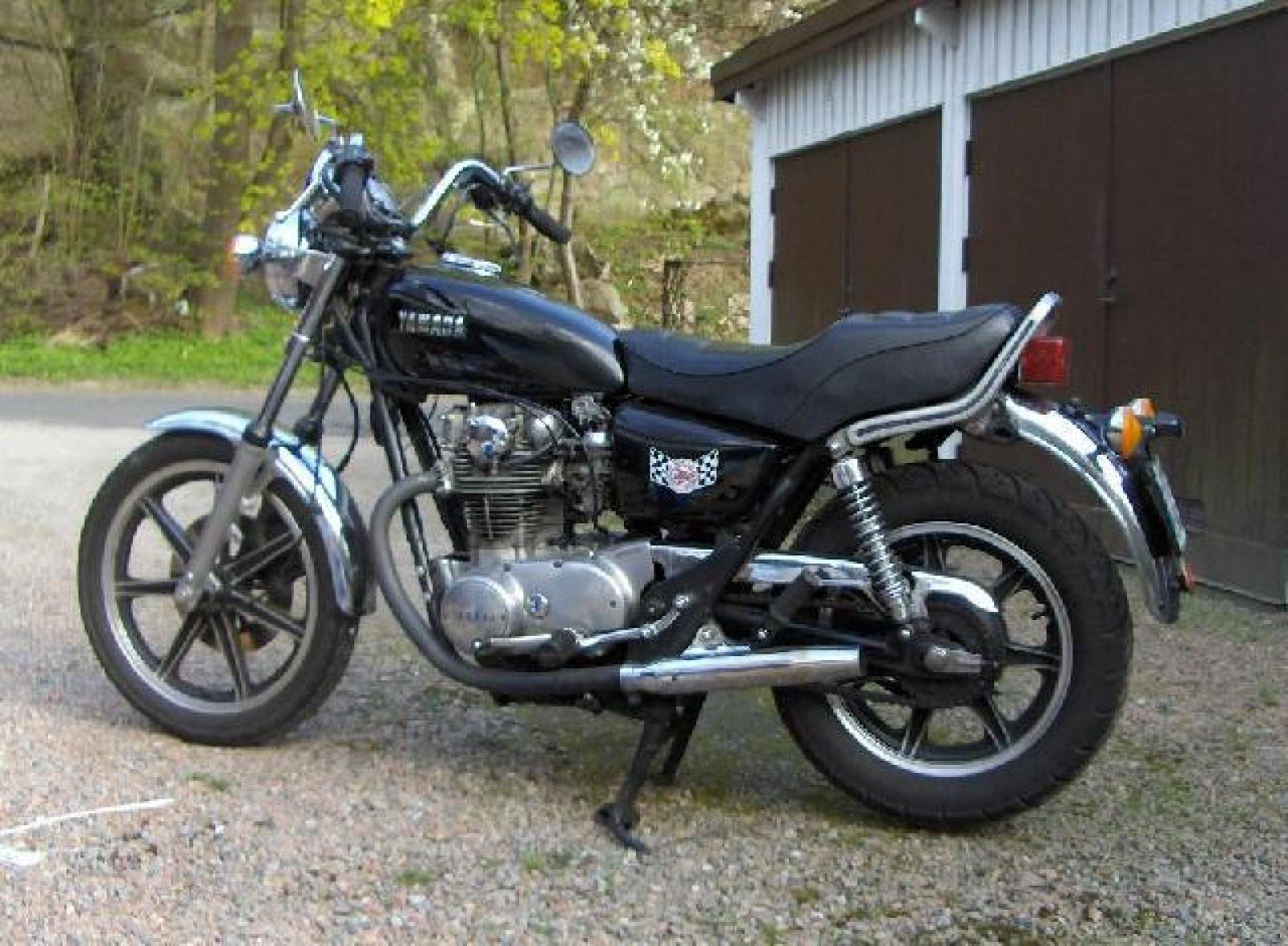 1980 Yamaha 650 Special Wiring   Wiring Liry on