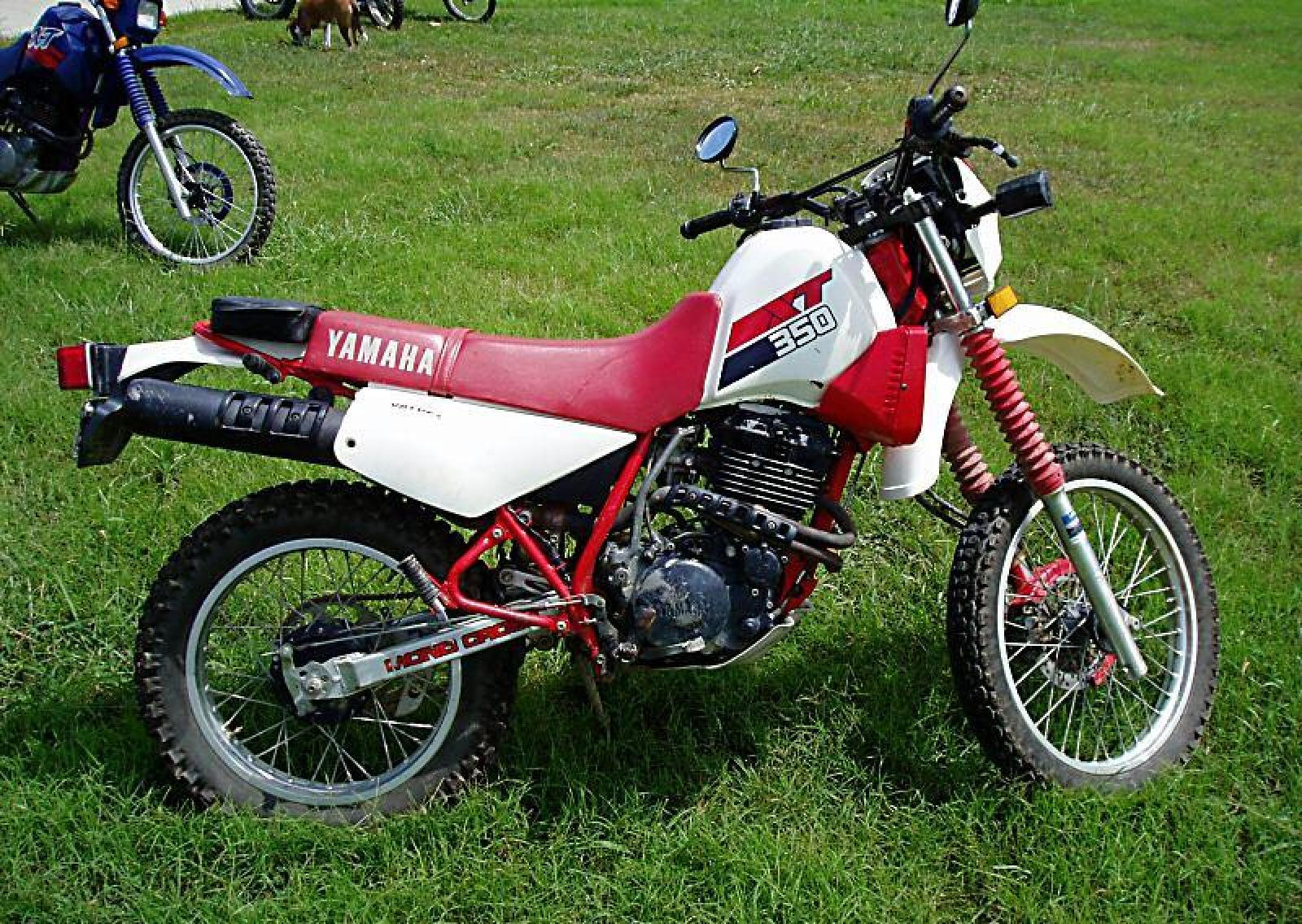 Xt350 Wiring Diagram | Machine Repair Manual on
