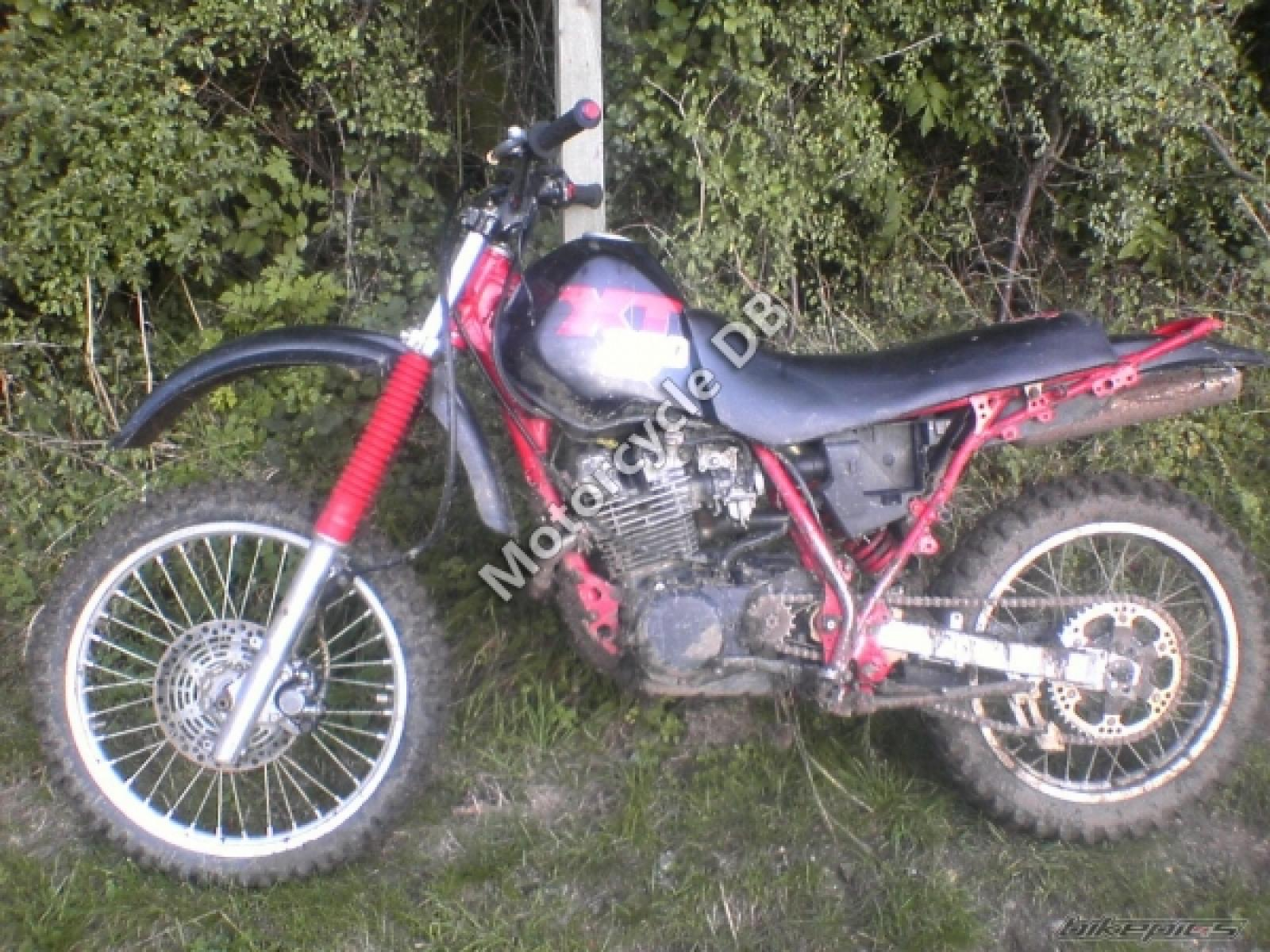 yamaha xt 350 reduced effect 1988 7 1988 yamaha xt 350 (reduced effect) moto zombdrive com 2017 Yamaha XT350 at soozxer.org