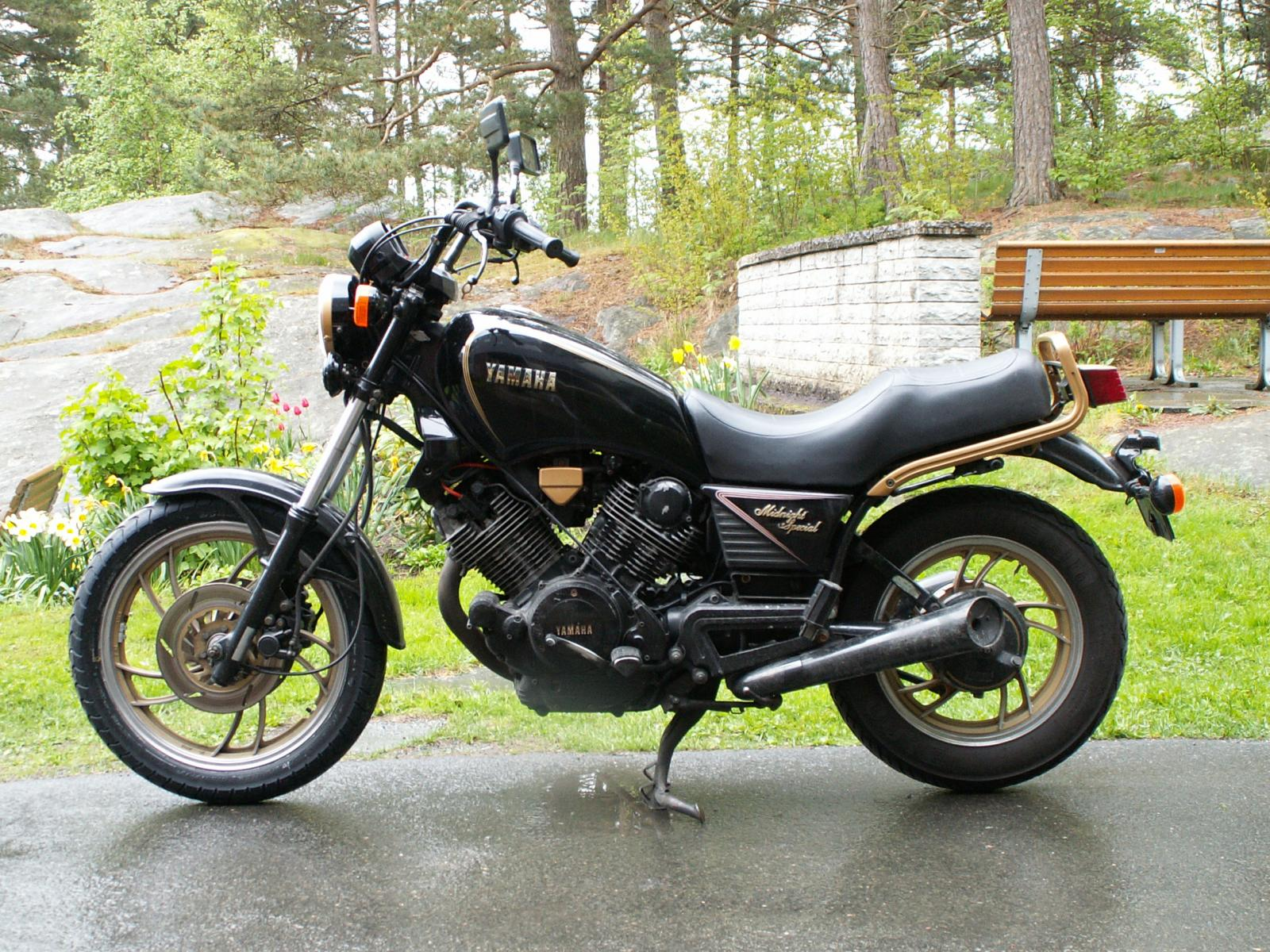 Yamaha Virago  Midnight Special For Sale