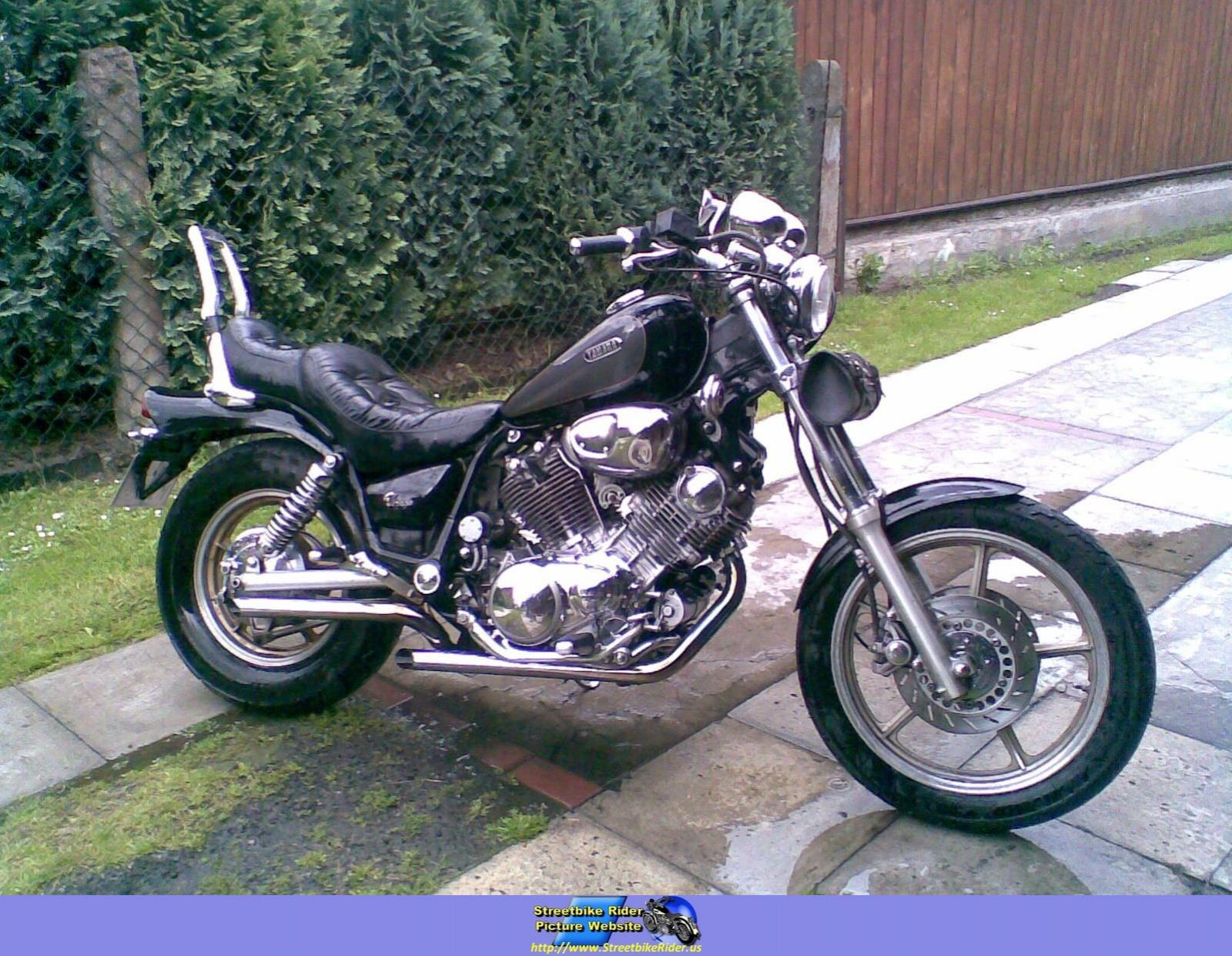 1993 yamaha xv 1100 virago moto zombdrive com. Black Bedroom Furniture Sets. Home Design Ideas