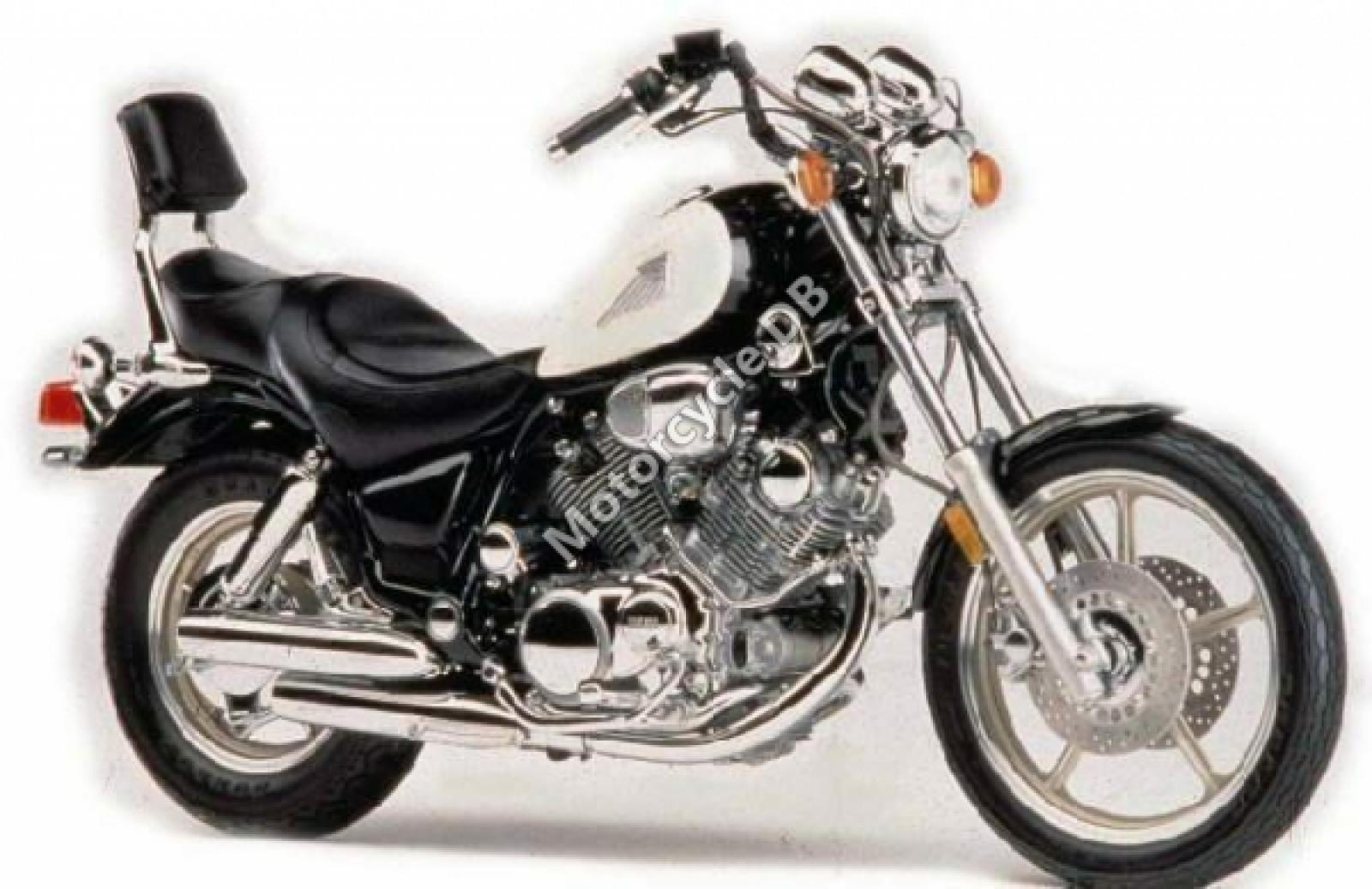 1994 honda shadow 1100 wiring diagram on
