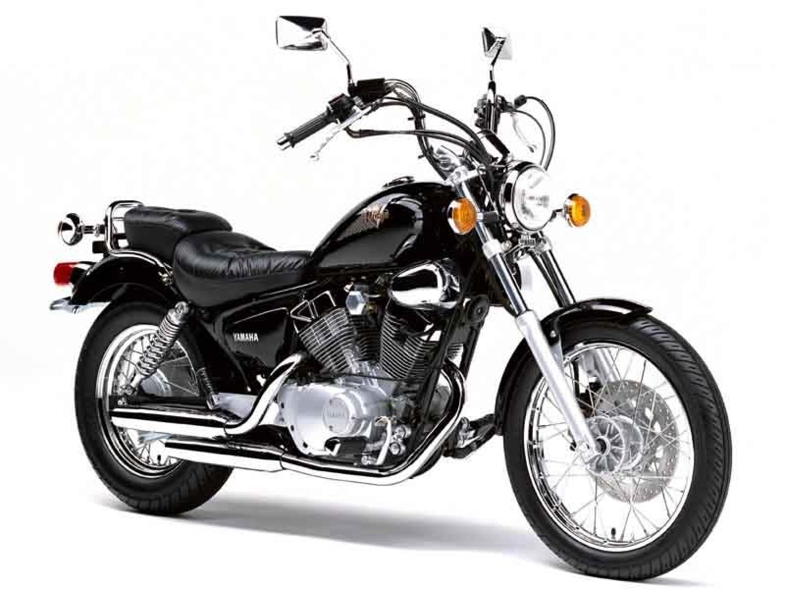 2000 yamaha xv 250 virago moto zombdrive com. Black Bedroom Furniture Sets. Home Design Ideas