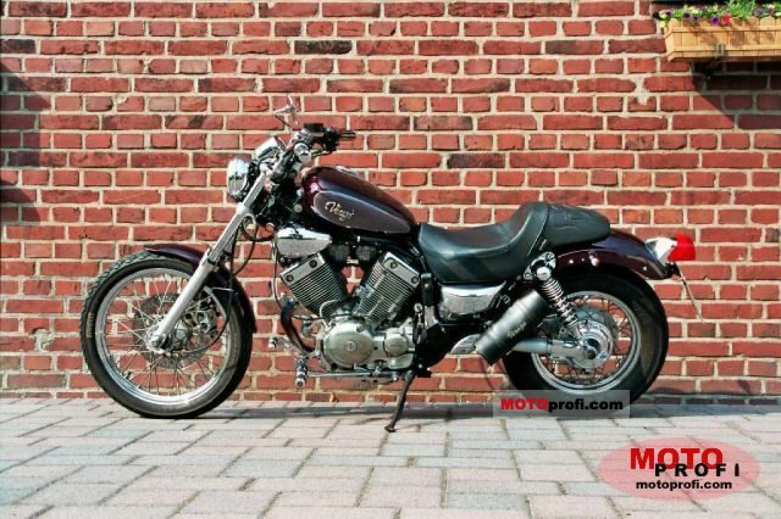 1990 yamaha xv 535 virago moto zombdrive com. Black Bedroom Furniture Sets. Home Design Ideas