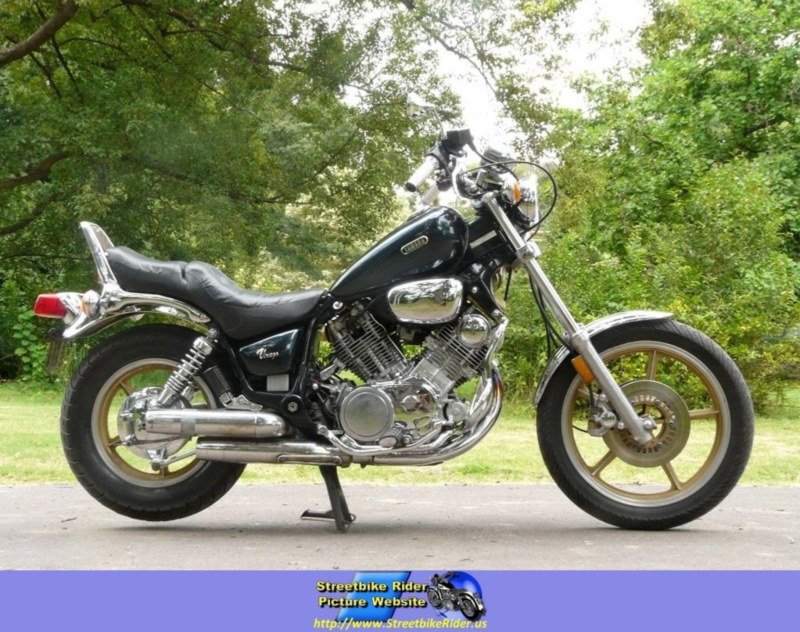1985 yamaha xv 750 virago moto zombdrive com. Black Bedroom Furniture Sets. Home Design Ideas