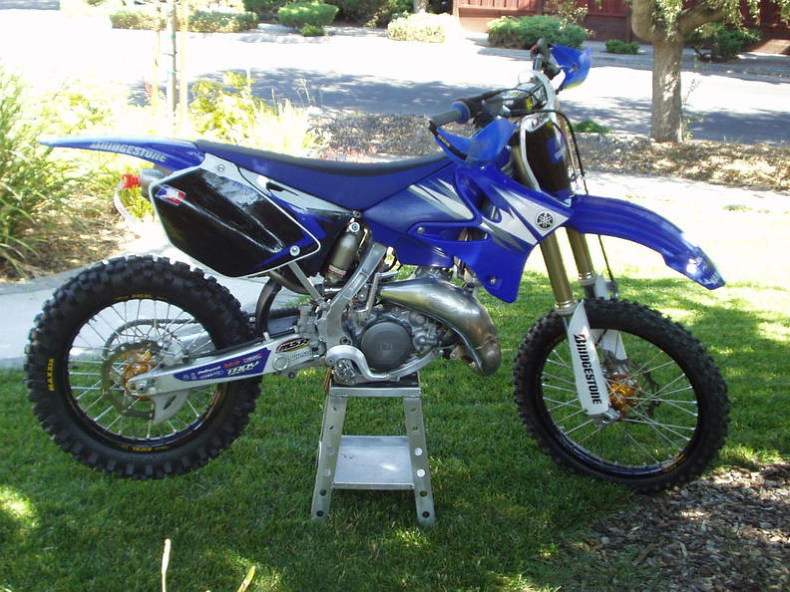 2006 yz 125 review