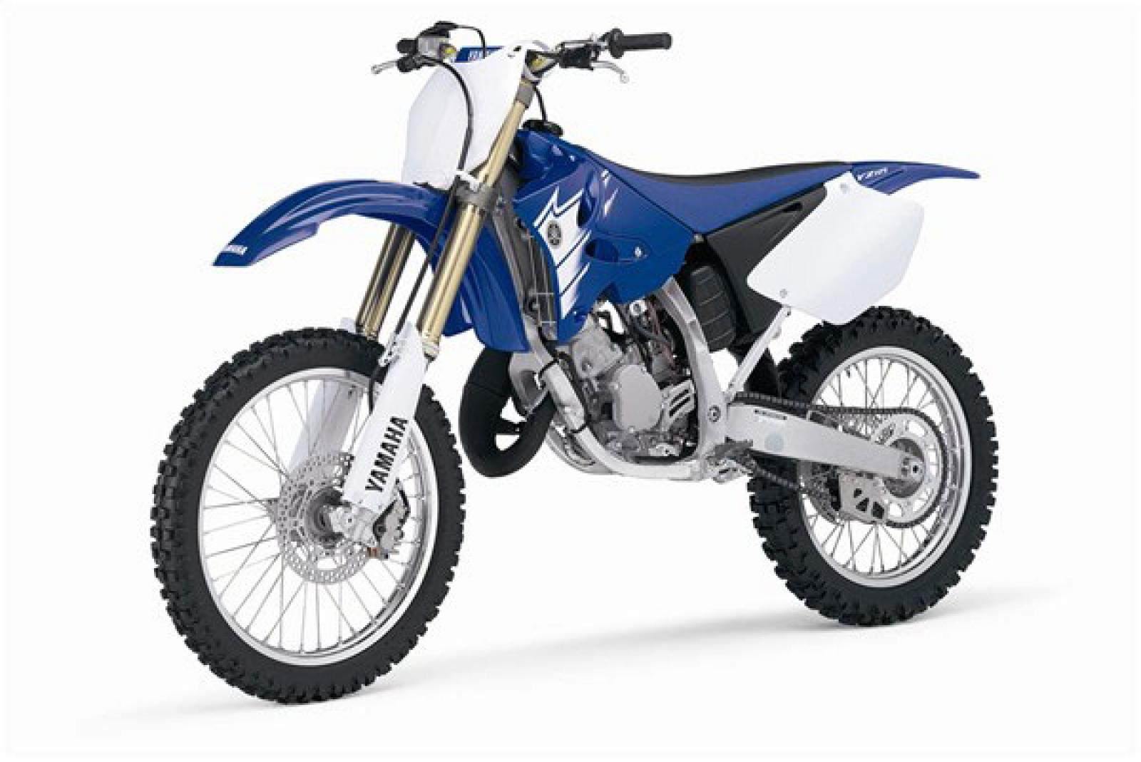 2007 yamaha yz 125 moto zombdrive com. Black Bedroom Furniture Sets. Home Design Ideas