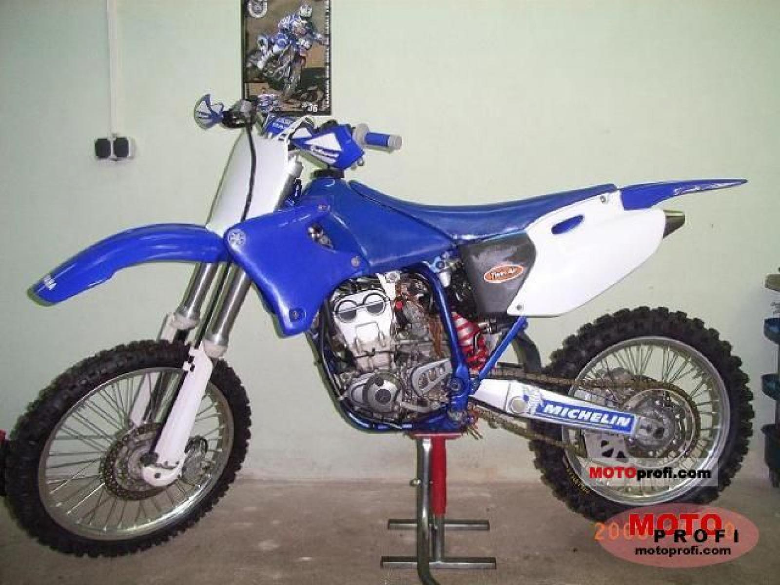 2002 yamaha yz 250 moto zombdrive com. Black Bedroom Furniture Sets. Home Design Ideas