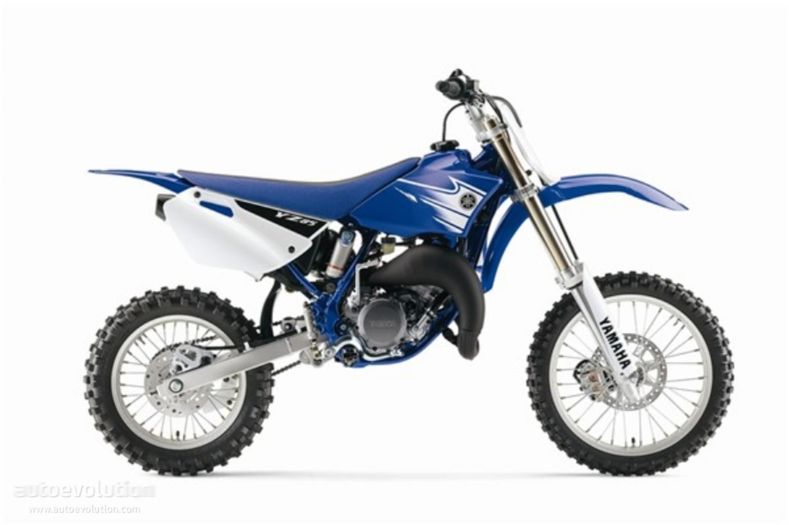 2009 yamaha yz 85 moto zombdrive com. Black Bedroom Furniture Sets. Home Design Ideas