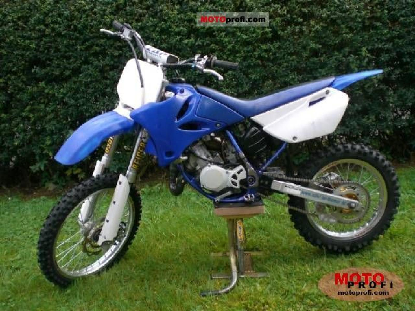 2004 yamaha yz 85 lw moto zombdrive com. Black Bedroom Furniture Sets. Home Design Ideas
