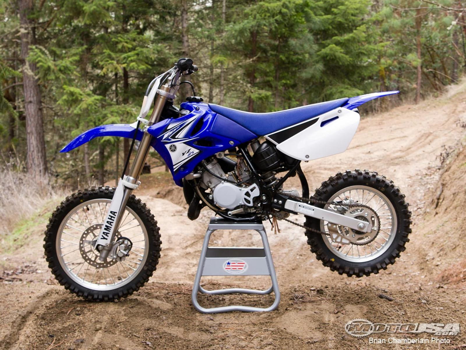 2008 yamaha yz 85 lw moto zombdrive com. Black Bedroom Furniture Sets. Home Design Ideas