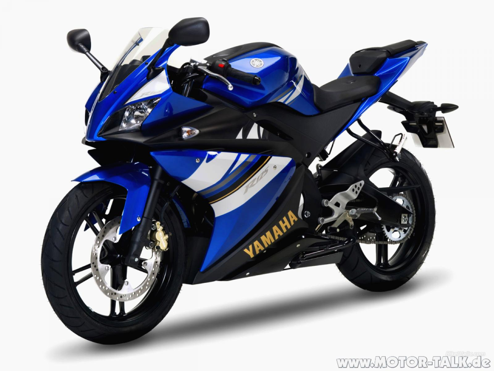 2008 yamaha yzf r 125 moto zombdrive com. Black Bedroom Furniture Sets. Home Design Ideas