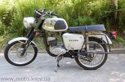 MuZ TS 125 imposing in form