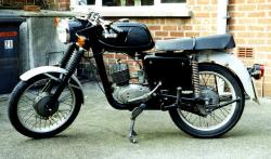 MuZ TS 125 imposing in form #11