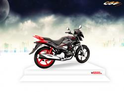 The Bikers Dream Hero Honda CBZ #1