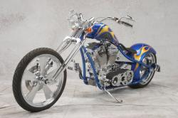 A custom cruiser of Covingtons 300R