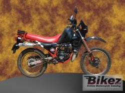 A vintage Garelli XR 125 Tiger off-roader #8