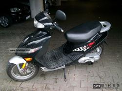 Adly Jet 100 2008 #13