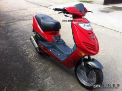 Adly Super Sonic 125 2009