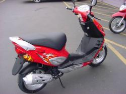Adly Thunder Bike 125 2007