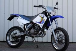 AJP Super motard #13