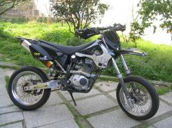 AJP Super motard #7