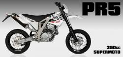 AJP Super motard #8