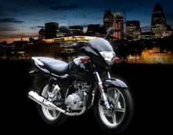 AJS 125 Eco Commuter 2010