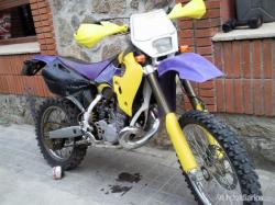 Alfer VR 250, a Spanish off-roader #6