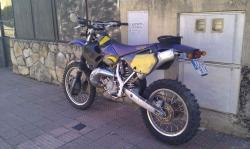 Alfer VR 250, a Spanish off-roader #7
