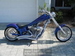 American IronHorse Texas Chopper