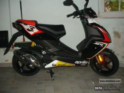 Aprilia RS 50 Replica SBK #10