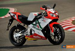 Aprilia RS 50 Replica SBK 2010