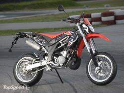 Aprilia RX 125 (reduced effect) #3